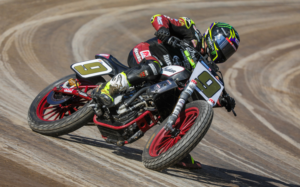Indian Motorcycle Racing wins at New York Short Track doubleheader