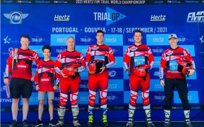 Trial des Nations: Canadian team facing the best in the world in Portugal