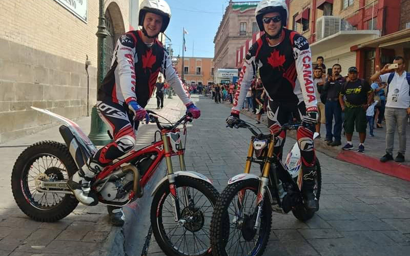 CMA and MCC Work Together to Support Canadian Riders at Trial des Nations