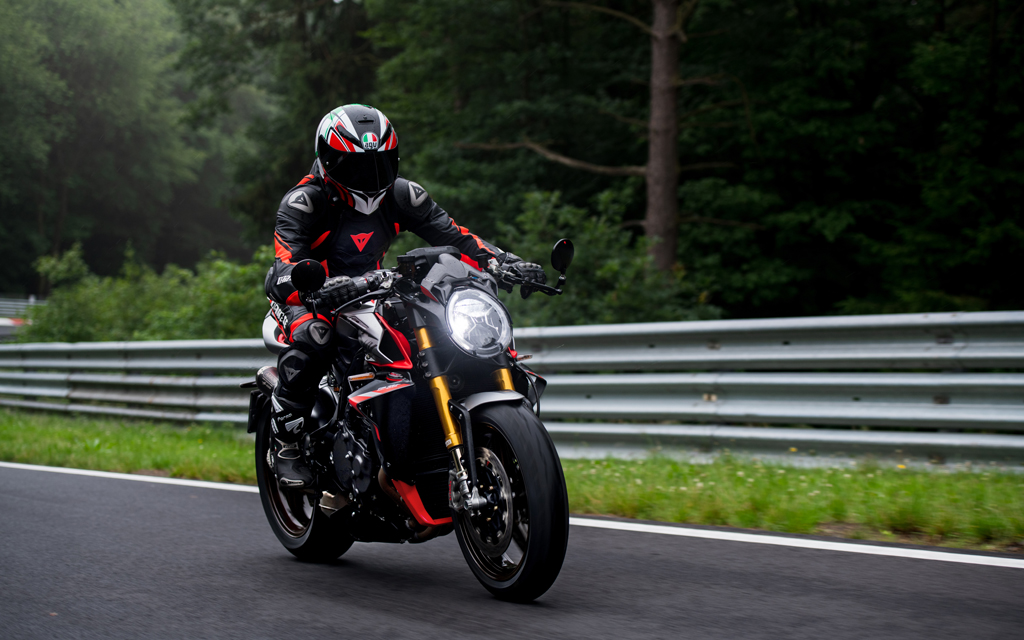 The new Brutale 1000 Nürburgring by MV Agusta