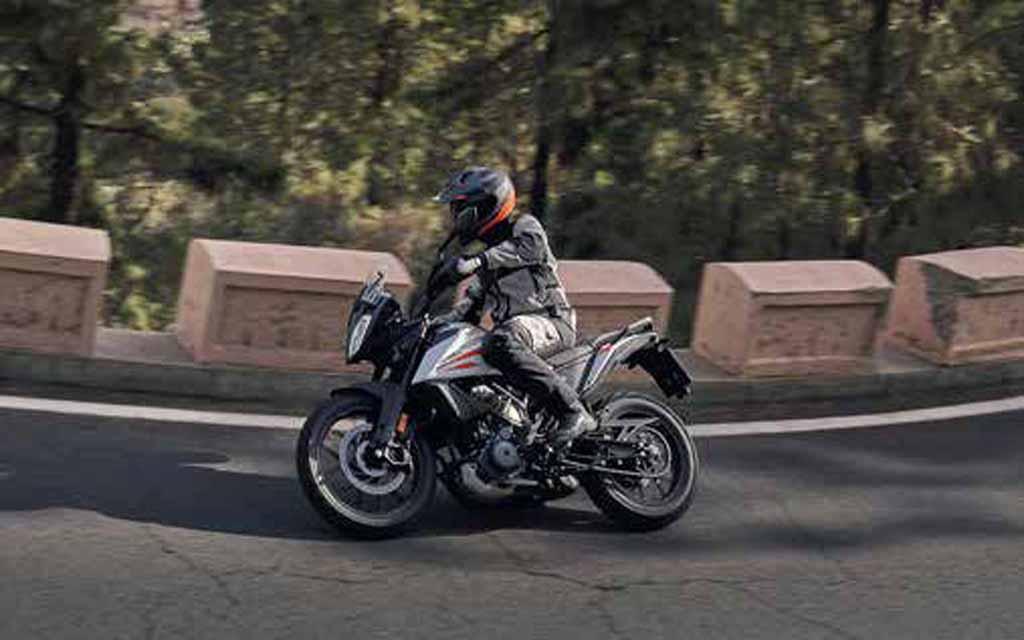 Cycle Canada Test – KTM 390 Adventure
