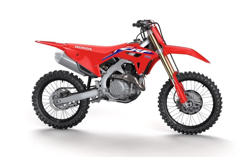 Honda and Yamaha introduce new off-roaders